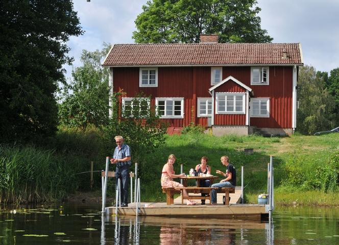 hyra hus i småland